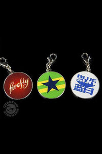 Firefly Q-Charms (Set of 3)