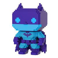 Batman Video Game Deco 8-Bit Pop! Vinyl Figure EE Excl