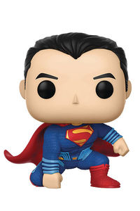 Pop Movies: Justice League - Superman Vinyl Figure