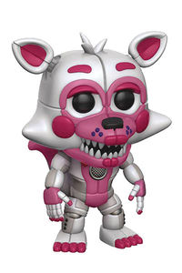 POP Games: Five Nights at Freddy's Sister Location - Funtime Foxy Vinyl Figure