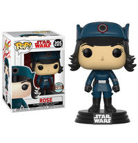 Pop Specialty Series Star Wars: The Last Jedi - Rose In Disguise Vinyl Figure