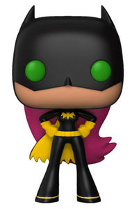 Pop Television: Teen Titans Go - Starfire as Batgirl Vinyl Figure