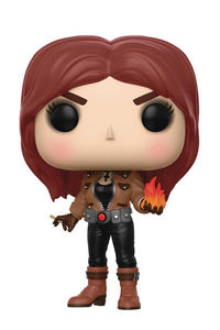 Pop Hellboy - Liz Sherman Vinyl Figure