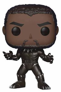 Pop Marvel: Black Panther - Black Panther Vinyl Figure