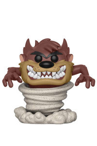 Pop Animation: Looney Tunes - Tornado Taz Vinyl Figure