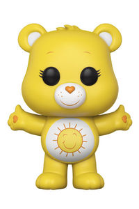 Pop Animation: Care Bears - Funshine Bear Vinyl Figure