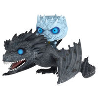 Pop Rides Game of Thrones - Night King on Dragon Vinyl Figure