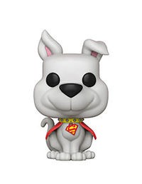 Pop Specialty Series DC Heroes Krypto the Superdog Vinyl Figure