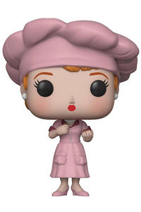 Pop! Television: I Love Lucy - Factory Lucy Vinyl Figure