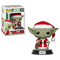 Pop Star Wars Holiday - Santa Yoda