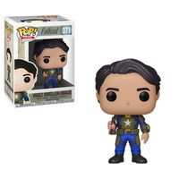Pop! Games: Fallout S2 -- Vault Dweller Male
