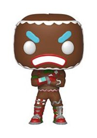 Pop! Games: Fortnite S1- Merry Marauder