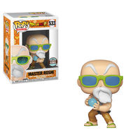 Pop  Animation: DBS - Master Roshi (Max Power)