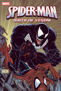 Spider-Man The Birth Of Venom TPB