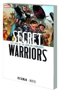 Secret Warriors TPB Vol. 04 Last Ride Howling Commandos
