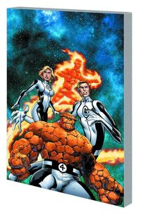 Fantastic Four TPB Vol. 01 New Departure New Arrivals