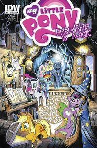 My Little Pony Friendship Is Magic #17 review at TFAW.com
