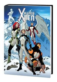 All New X-Men Prem HC Vol. 04 All Different