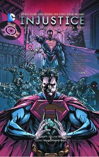Injustice Gods Among Us Year 2 TPB Vol. 01