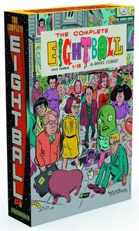 Complete Eightball HC Box Set Issues 1 - 18