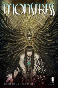 Monstress comic book review at TFAW.com