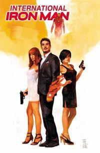 International Iron Man comic book review at TFAW.com