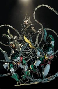 Dark Nights Metal - Dark Nights Rising HC