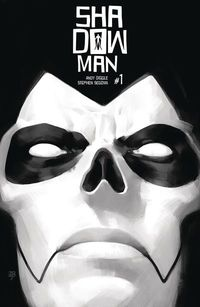 Shadowman #1 (Cover A - Zonjic)