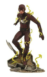 DC Gallery Flash TV Series PVC Diorama