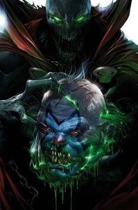 Spawn #295 (Cover B - Mattina Virgin)