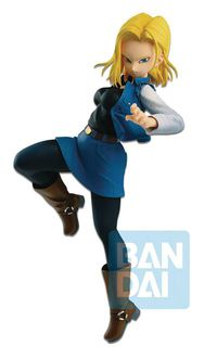 DragonBall Z Dragon Ball Fighterz Android 18 Figure