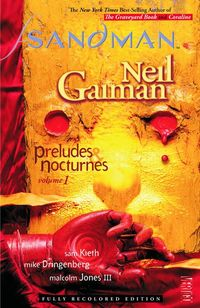 Sandman TPB Vol. 01 Preludes and Nocturnes