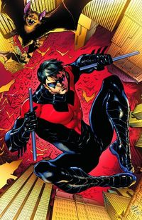Nightwing TPB Vol. 1 Traps and Trapezes