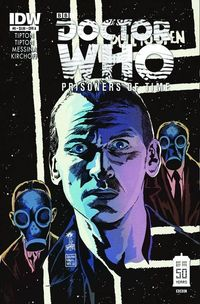 Doctor Who Prisoners Of Time #9 (of 12)