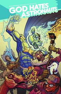 God Hates Astronauts by Ryan Browne