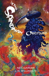 Sandman Overture comic book review at TFAW.com