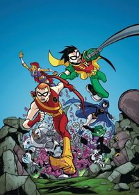 Teen Titans Go Bring It On TPB New Edition