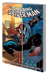 Spider-Man Complete Clone Saga Epic TPB Vol. 01 New Printing