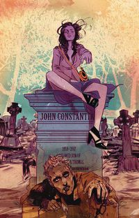 Hellblazer TPB Vol. 02 The Smokeless Fire (rebirth)
