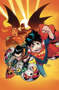 Super Sons TPB Vol. 01 When I Grow Up (rebirth)