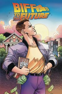 Back to the Future Biff to the Future TPB
