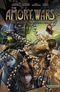 Amory Wars Good Apollo TPB Vol 01