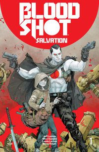 Bloodshot Salvation #1 (Cover A - Rocafort)
