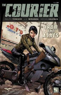 Courier TPB Vol. 01 Through the Ashes