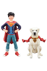 DC Comics Supersons Jonathan Kent & Krypto ArtFX+ Statue 2-Pack