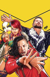 WWE Nxt Takeover Into the Fire #1 Main