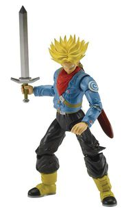 Dragonball Super Dragon Stars Action Figure SS Future Trunks