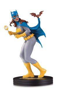 DC Cover Girls - Batgirl by Frank Cho Statue