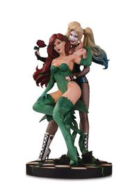 DC Designer Series -  Harley Quinn & Poison Ivy Statue by Luppachino