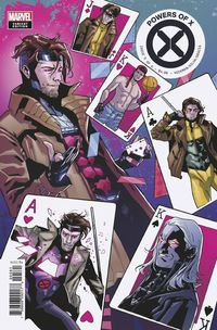 Powers of X #5 (of 6) (Character Decades Variant)